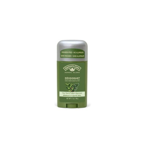 Nature S Gate Herbal Blend Deodorant Stick Tea Tree Amp Blue